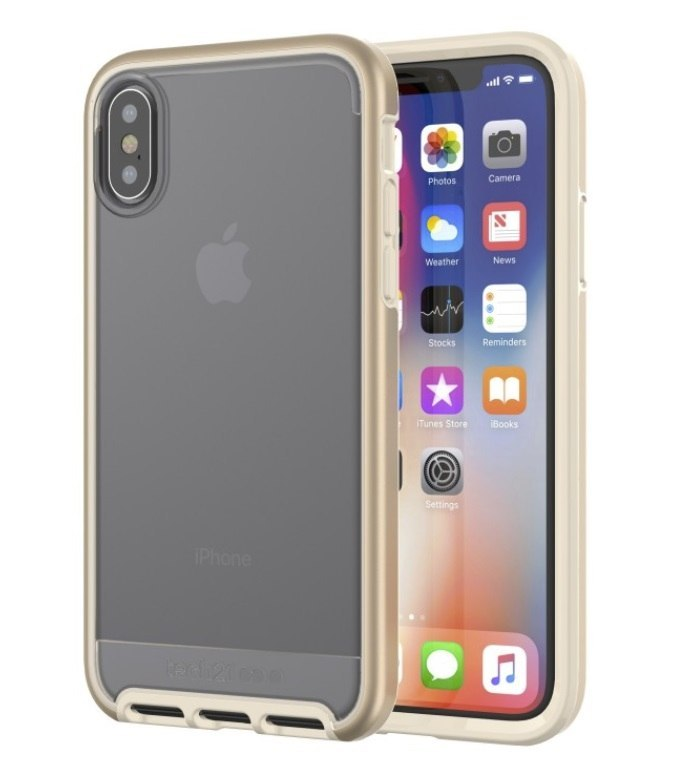 Prestiż Tech21 Evo Elite iPhone X Najlepsze!!!